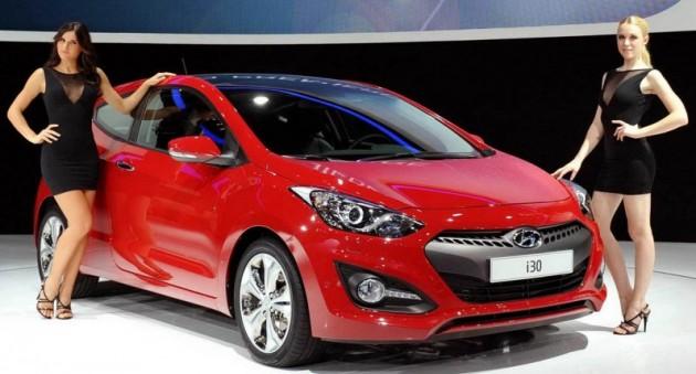 Hyundai Motor Company (Хендэ)